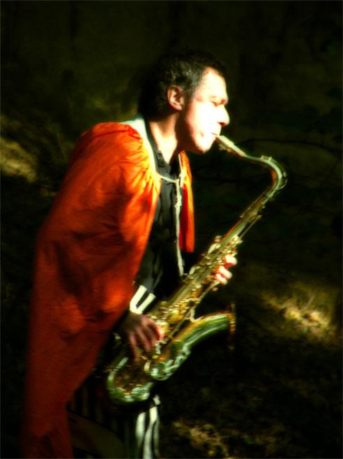 saxophonsolo