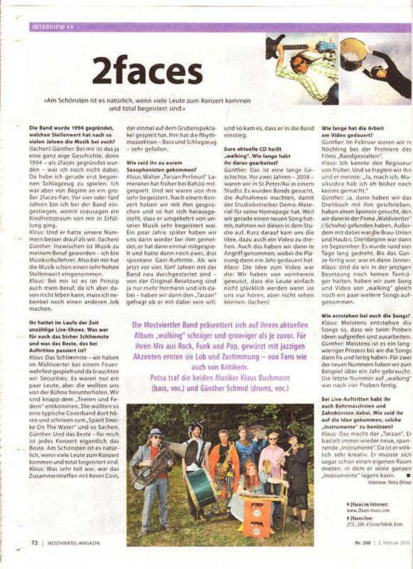 mostviertel magazin 2.2.2010